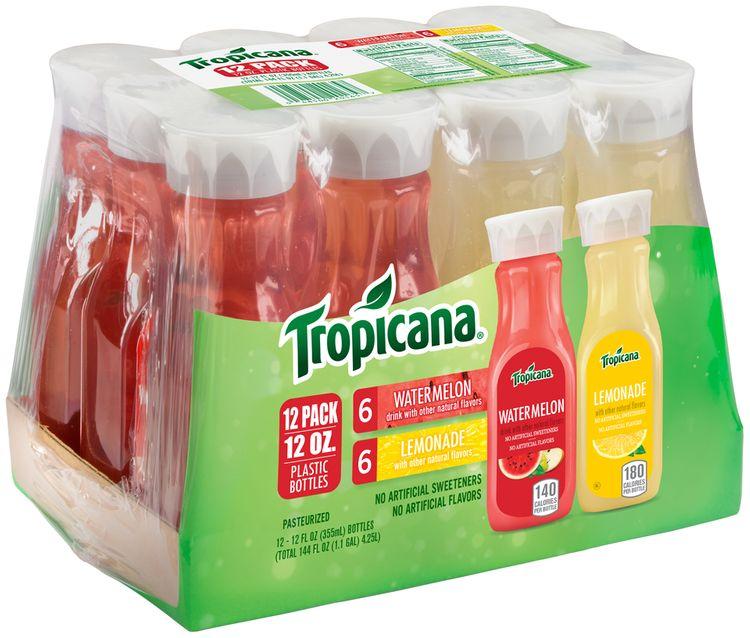 Tropicana® Watermelon & Lemonade Juice Drink 1
