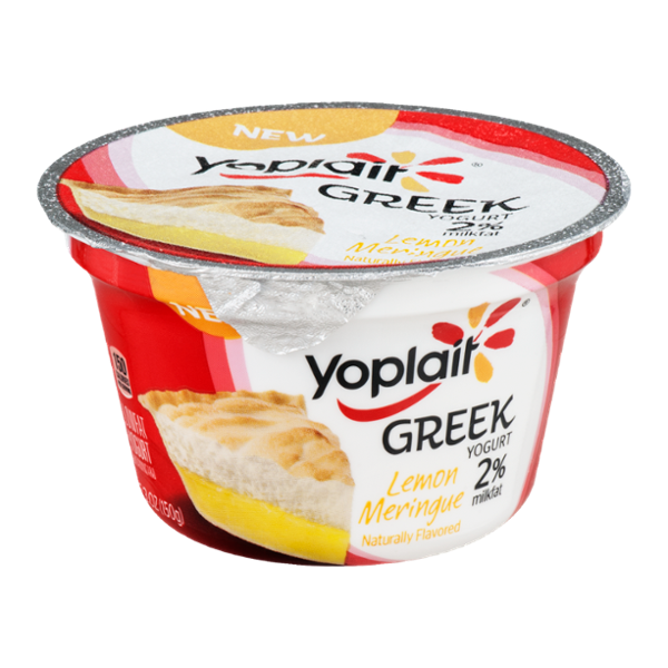 Yoplait® Greek Yogurt 2% Milkfat Lemon Meringue