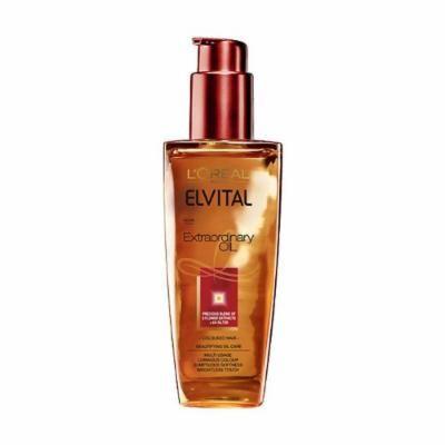 L'Oréal Paris Elvital Coloured Hair Oil Precious Blend of 6 Flowers Extracts +Uv Filter