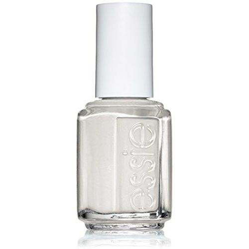 essie nail polish, marshmallow, sheer white nail polish, 0.46 fl. oz.