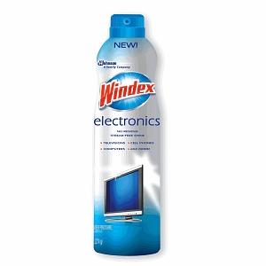 Windex Electronics Aerosol Spray