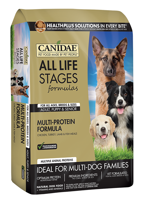 Canidae All Life Stage Formula Dry Dog Food 5lb