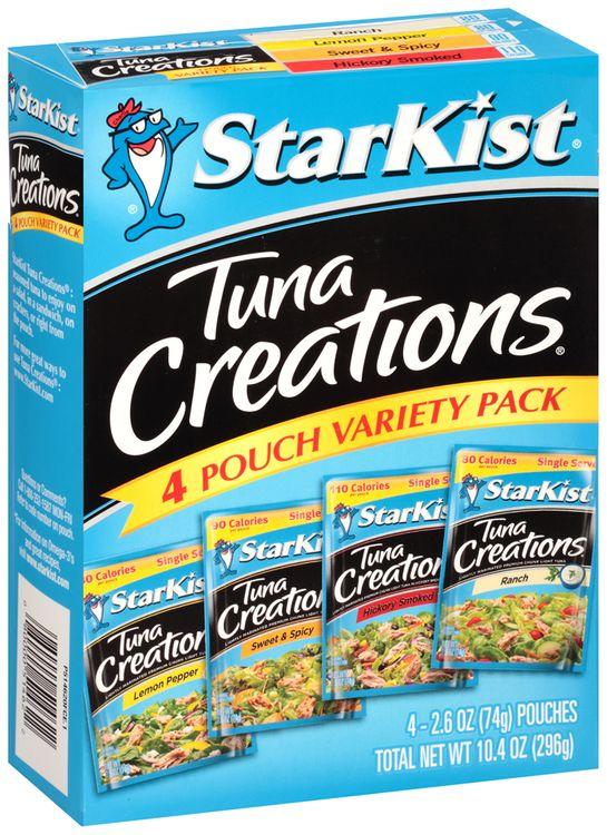 StarKist® Tuna Creations® Tuna Variety Pack