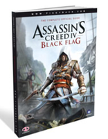 Piggyback Assassin's Creed IV Black Flag Official Strategy Guide