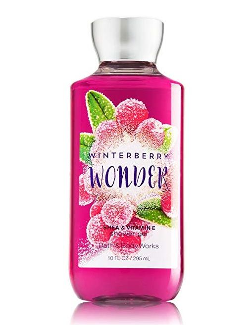 Bath & Body Works® WINTERBERRY WONDER Shower Gel