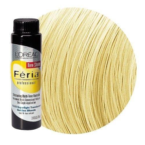 L'Oréal Paris Feria Professional Haircolor