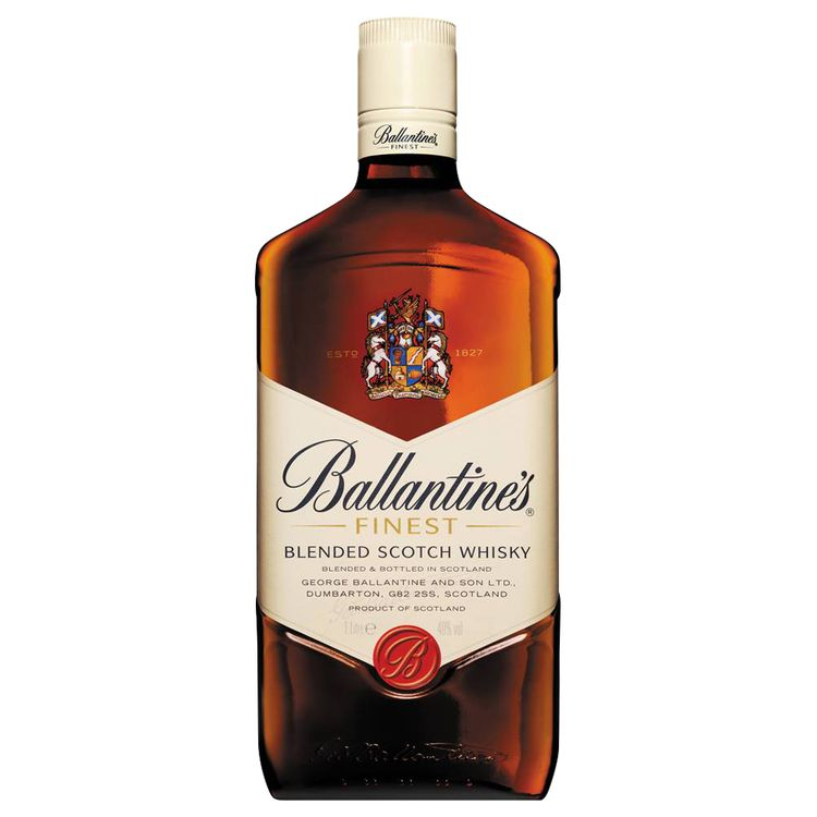 Ballantine's® Finest Blended Scotch Whisky 1L Bottle