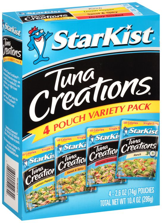 StarKist® Tuna Creations® Tuna Variety Pack