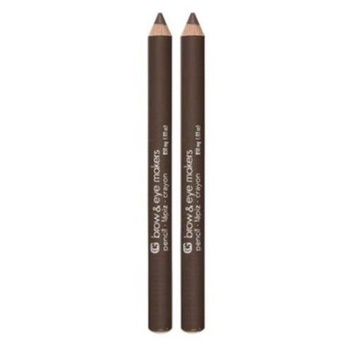 COVERGIRL Eyebrow & Eyemakers Pencil, Midnight Brown