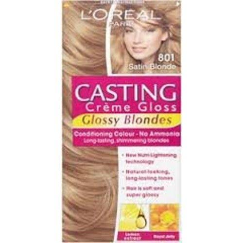 L'preal Paris Casting Creme Gloss 801 Blond Satine