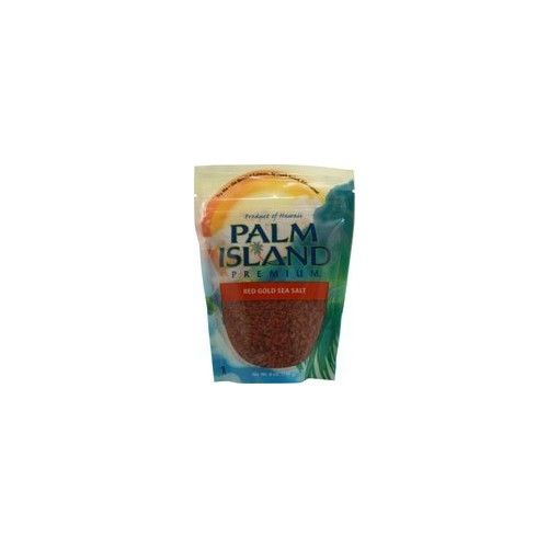 Palm Island Premium Palm Island Red Gold Sea Salt (6x6OZ )