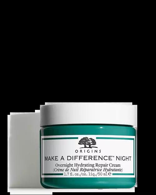 Origins Make A Difference™ Night Overnight Hydrating Repair Cream