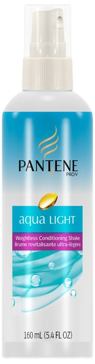 Pantene Pro V Aqua Light Weightless Conditioning Shake