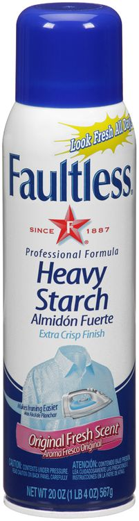 Faultless® Original Fresh Scent Heavy Starch