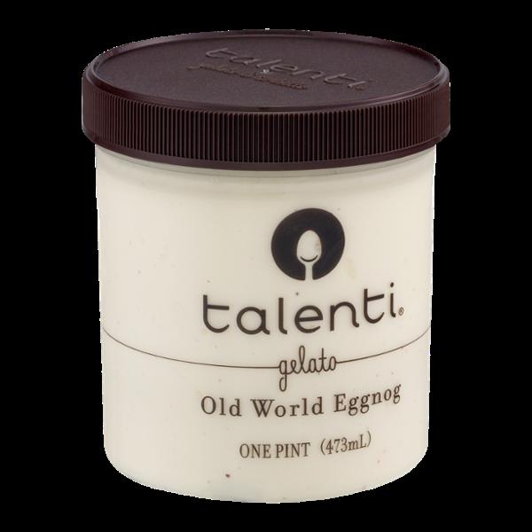 Talenti Old World Eggnog Gelato