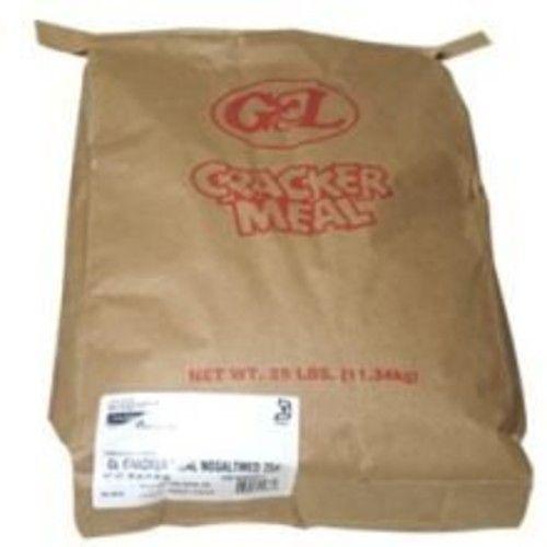 Cracker Meal Salt Free Medium 25 Pound