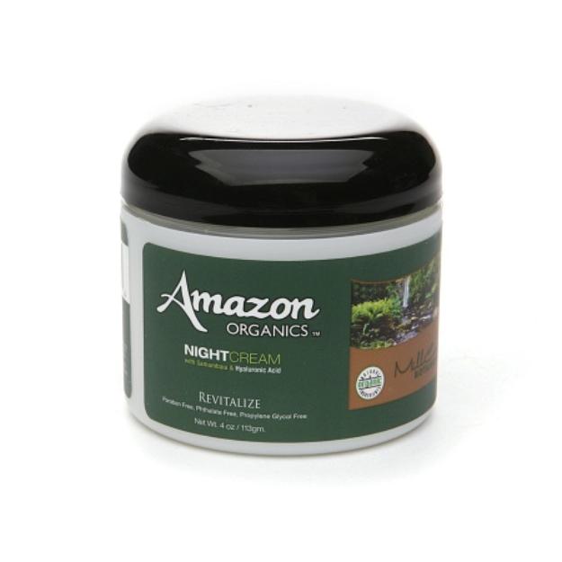 Mill Creek Botanicals Amazon Organics Night Cream