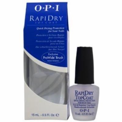 OPI Rapidry Top Coat Nail Polish, 0.5 oz