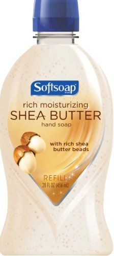 Softsoap® Liquid Hand Soap Shea Butter Refill