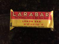 LARABAR, Fruit & Nut Bar, Lemon, Gluten Free, Vegan, Whole 30 Compliant, 8oz uploaded by Jessica K.