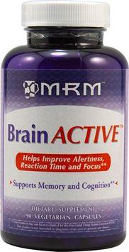 Mrm Metabolic Response Modifiers Brain Active MRM (Metabolic Response Modifiers) 90 VCaps