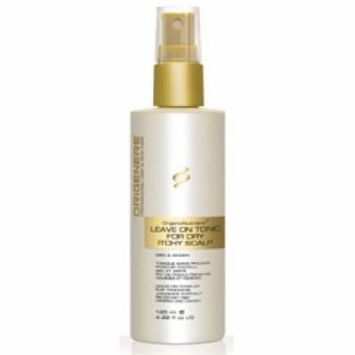 Origenere OrganoNutrient Leave On Tonic for Dry Itchy Scalp, 4.22 oz.