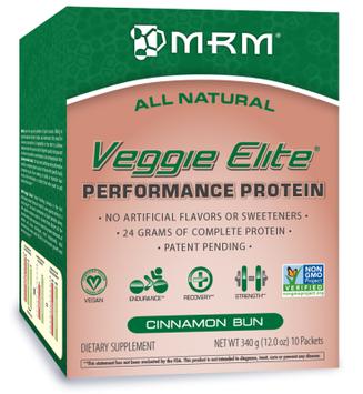 Mrm Metabolic Response Modifiers Veggie Elite -Cinnamon Bun MRM (Metabolic Response Modifiers) 10 packs Box