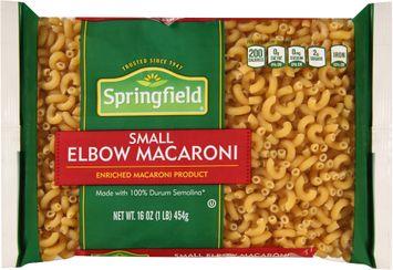 springfield® small elbow macaroni