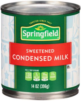 Springfield® Sweetened Condensed Milk
