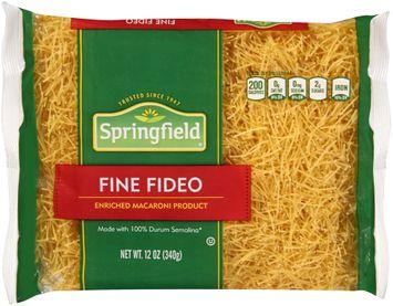 springfield® fine fideo