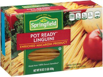 Springfield® Pot Ready™ Linguini