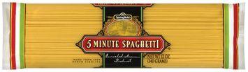 Springfield 5 Minute Spaghetti