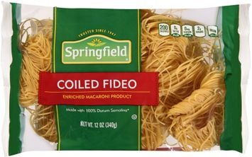 springfield® coiled fideo