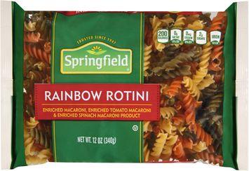 springfield® rainbow rotini