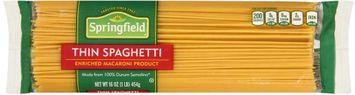 springfield® thin spaghetti