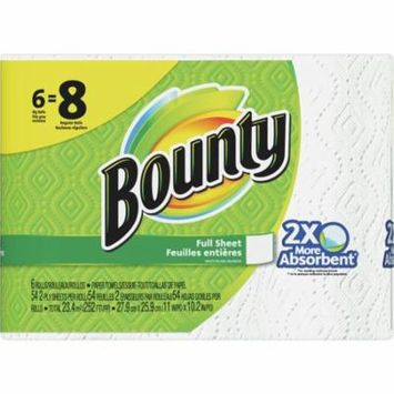 Procter and Gamble 6roll Select Paper Towel 74699