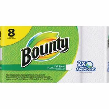 Procter and Gamble 8roll Reg Paper Towel 74876