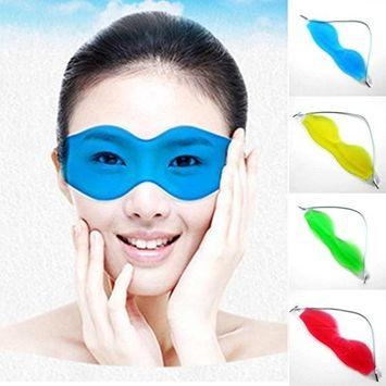 Binmer(TM) Beauty Ice Goggles Remove Dark Circles Relieve Eye Fatigue Gel Eyes Mask