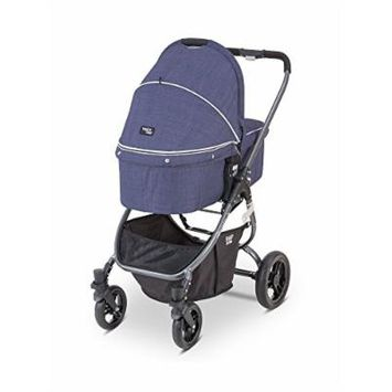 Valco Baby Snap Ultra Bassinet (Denim Blue)