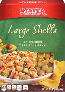 Stater bros® Large Shells Pasta