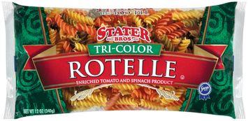 Stater bros Rotelle Tri-Color Pasta