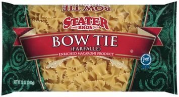 Stater bros Bow Tie Farfalle Enriched Macaroni Product