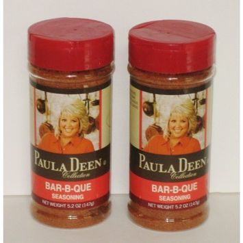PAULA DEEN Collection BAR-B-QUE Seasoning 5.2 Oz (2-Pack)