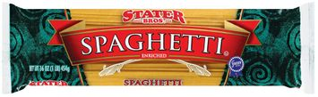 Stater bros Enriched Spaghetti