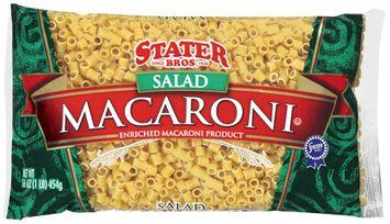 Stater bros Salad Macaroni