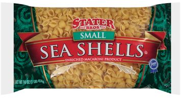 Stater bros Small Sea Shells Enriched Macaroni Product