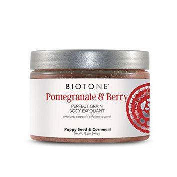 Pomegranate & Berry Perfect Grain Body Exfoliant - 12 oz