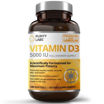 Purity Labs Vitamin D3