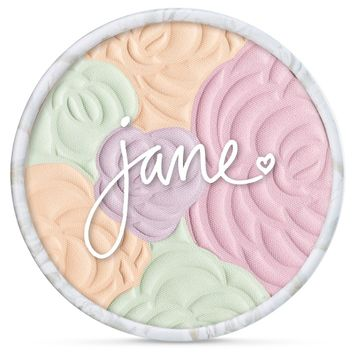Jane Cosmetics Face Powder White .35 oz