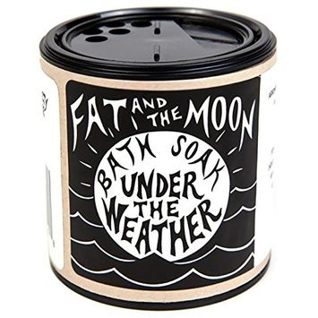 Fat and The Moon - All Natural/Organic Under The Weather Bath Soak (6 oz)